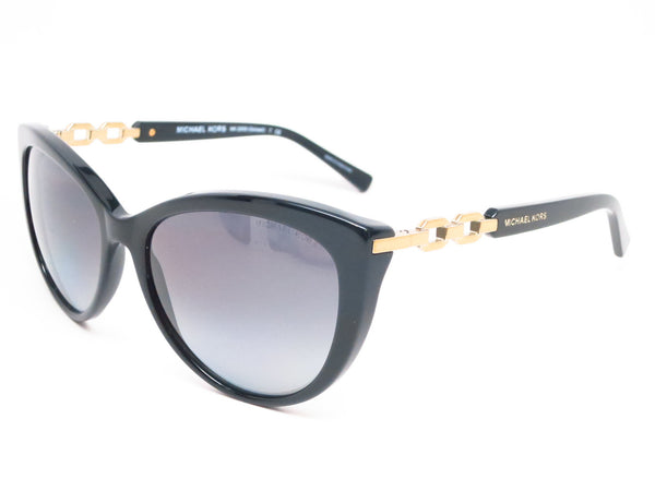 Michael Kors MK 2009 Gstaad 3005/T3 Black Polarized Sunglasses - Eye Heart Shades - Michael Kors - Sunglasses - 1