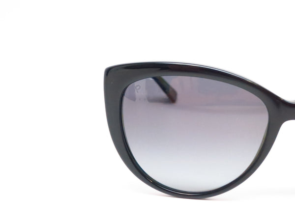 Michael Kors MK 2009 Gstaad 3005/T3 Black Polarized Sunglasses - Eye Heart Shades - Michael Kors - Sunglasses - 4