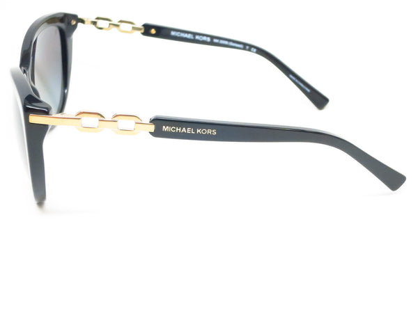 Michael Kors MK 2009 Gstaad 3005/T3 Black Polarized Sunglasses - Eye Heart Shades - Michael Kors - Sunglasses - 5