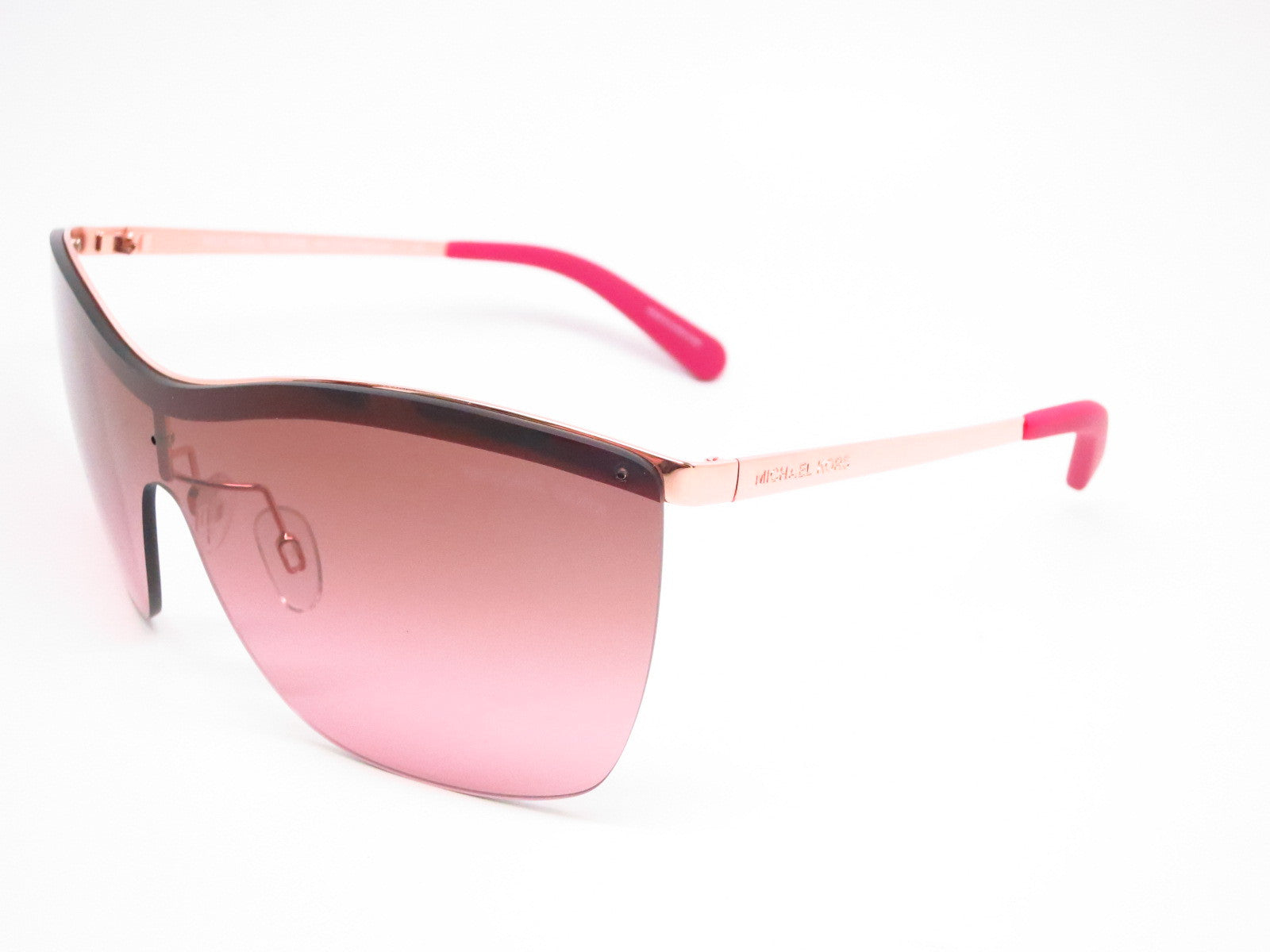 bfbc688731 Michael Kors MK 5005 Paphos 1003 13 Rose Gold Sunglasses - Eye Heart Shades  -