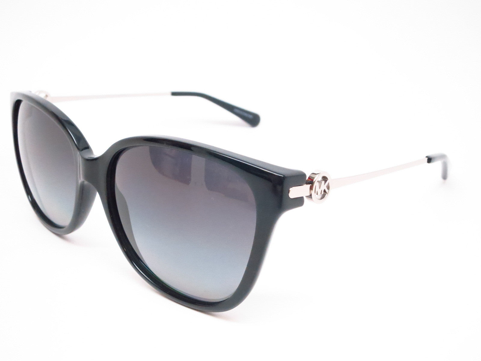 0abd50b3b6 Michael Kors MK 6006 Marrakesh 3005 T3 Black Polarized Sunglasses - Eye  Heart Shades ...