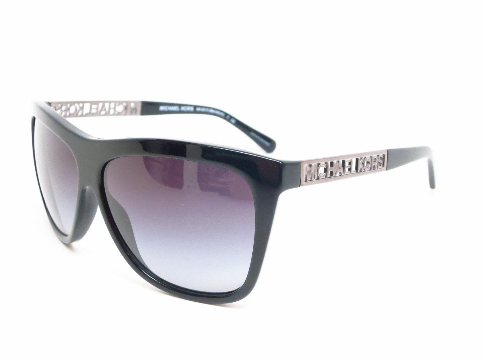 868b741087 Michael Kors MK 6010 Benidorm 3005 11 Black Sunglasses - Eye Heart Shades -  Michael