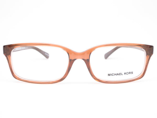 Michael Kors MK 8006 Medellin 3011 Milky Brown Snake Eyeglasses - Eye Heart Shades - Michael Kors - Eyeglasses - 2