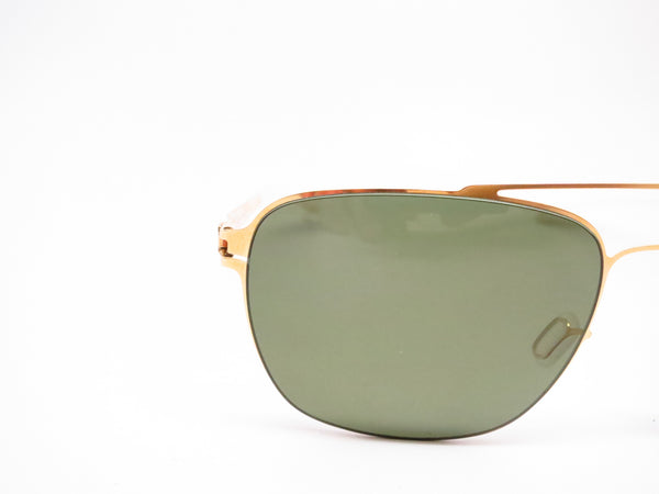 Mykita Dan No.1 Sun 013 Glossy Gold Polarized Sunglasses - Eye Heart Shades - Mykita - Sunglasses - 4