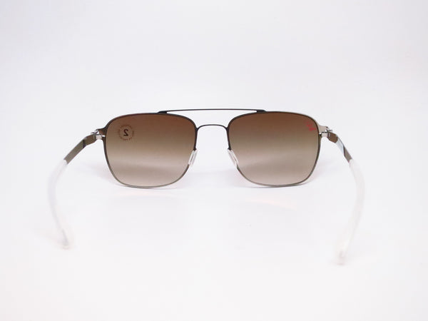 Mykita Dan No.1 Sun 051 Shiny Silver Sunglasses - Eye Heart Shades - Mykita - Sunglasses - 7