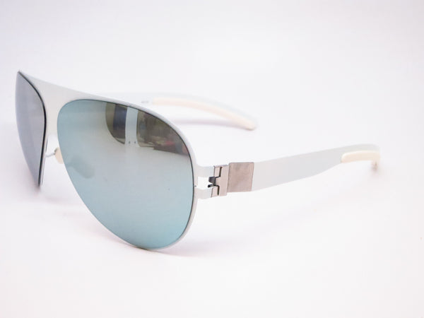 Mykita Bernard Willhelm Franz F8 White Sunglasses - Eye Heart Shades - Mykita - Sunglasses - 1