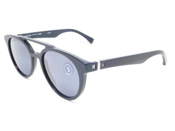 Mykita Giles Decades Sun 307 Matte Dark Blue Sunglasses - Eye Heart Shades - Mykita - Sunglasses - 1