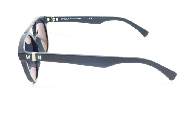 Mykita Giles Decades Sun 307 Matte Dark Blue Sunglasses - Eye Heart Shades - Mykita - Sunglasses - 5
