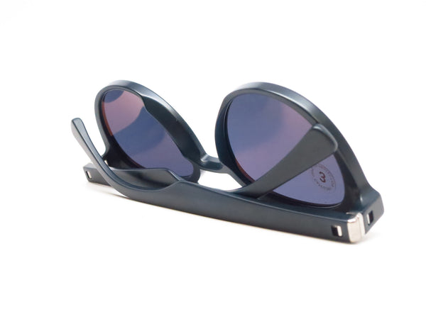 Mykita Giles Decades Sun 307 Matte Dark Blue Sunglasses - Eye Heart Shades - Mykita - Sunglasses - 8