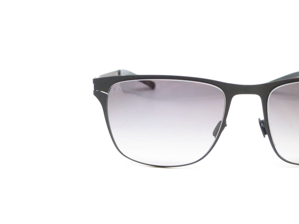 Mykita No1 Sun Kubick 002 Black w/Black Gradient Sunglasses - Eye Heart Shades - Mykita - Sunglasses - 4