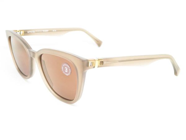 Mykita Mulberry Decades Sun 303 Matte Taupe Sunglasses - Eye Heart Shades - Mykita - Sunglasses - 1
