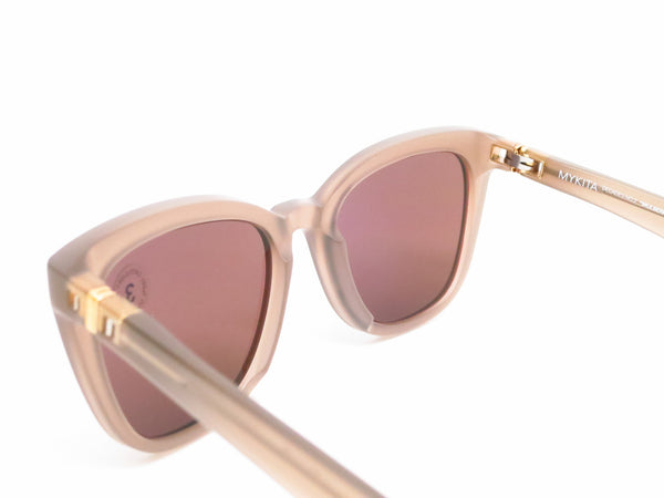 Mykita Mulberry Decades Sun 303 Matte Taupe Sunglasses - Eye Heart Shades - Mykita - Sunglasses - 6