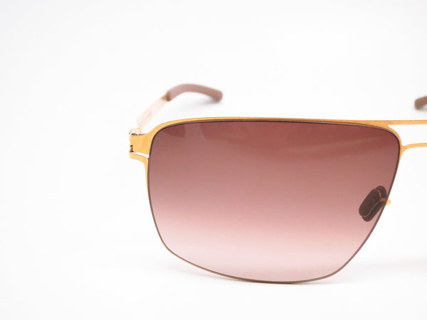 Mykita Owen No.1 Sun 013 Glossy Gold Sunglasses - Eye Heart Shades - Mykita - Sunglasses - 4