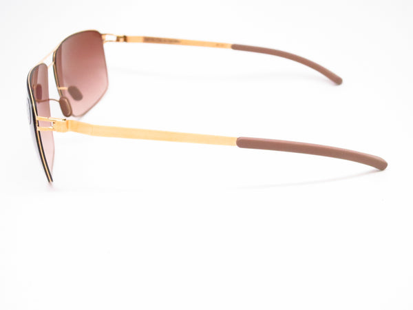 Mykita Owen No.1 Sun 013 Glossy Gold Sunglasses - Eye Heart Shades - Mykita - Sunglasses - 5