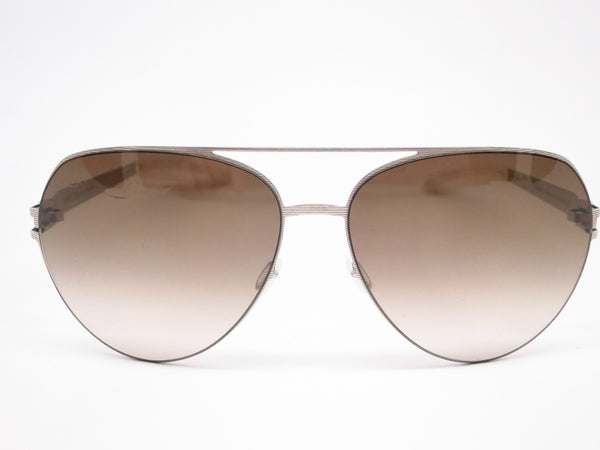 Mykita Sly 007 Silverline w/Olive Gradient No.1 Sun Sunglasses - Eye Heart Shades - Mykita - Sunglasses - 2