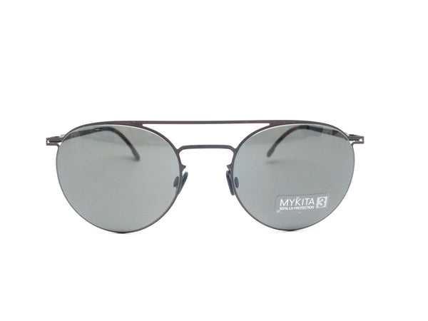 Mykita Lite Sun Taulant 002 Black w/Grey Sunglasses - Eye Heart Shades - Mykita - Sunglasses - 2