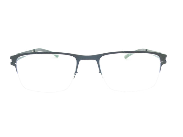 Mykita No.1 Ted 052 Silver / Black Eyeglasses - Eye Heart Shades - Mykita - Eyeglasses - 2