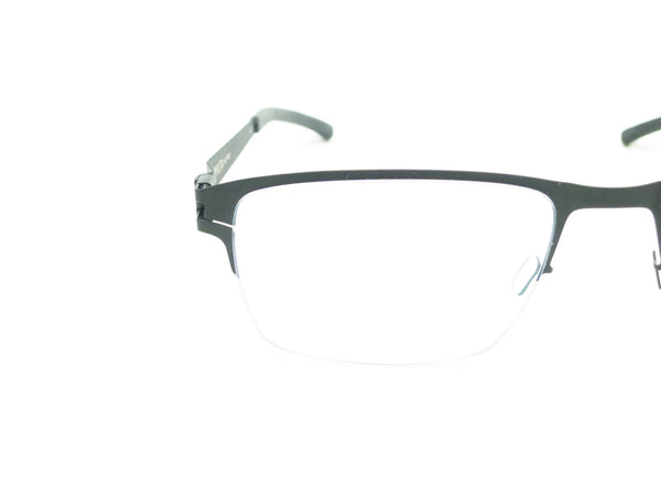 Mykita No.1 Ted 052 Silver / Black Eyeglasses - Eye Heart Shades - Mykita - Eyeglasses - 4