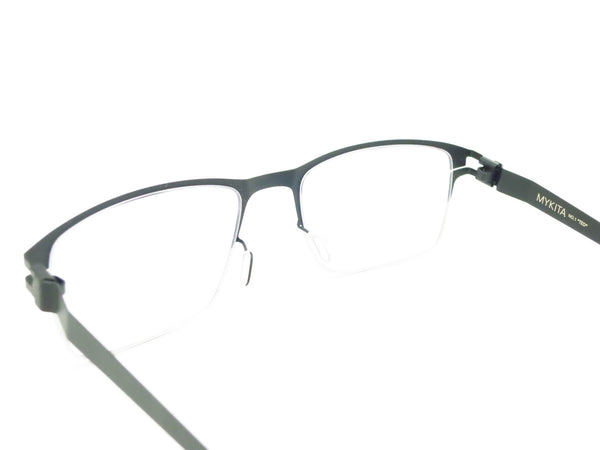 Mykita No.1 Ted 052 Silver / Black Eyeglasses - Eye Heart Shades - Mykita - Eyeglasses - 6