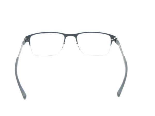Mykita No.1 Ted 052 Silver / Black Eyeglasses - Eye Heart Shades - Mykita - Eyeglasses - 7