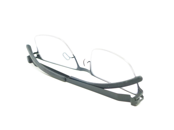 Mykita No.1 Ted 052 Silver / Black Eyeglasses - Eye Heart Shades - Mykita - Eyeglasses - 8