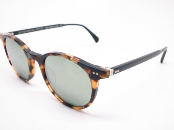Oliver Peoples OV 5314S Delray 1562/5C Semi Matte Hickory Sunglasses - Eye Heart Shades - Oliver Peoples - Sunglasses - 1