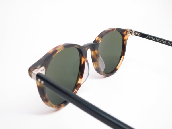 Oliver Peoples OV 5314S Delray 1562/5C Semi Matte Hickory Sunglasses - Eye Heart Shades - Oliver Peoples - Sunglasses - 6