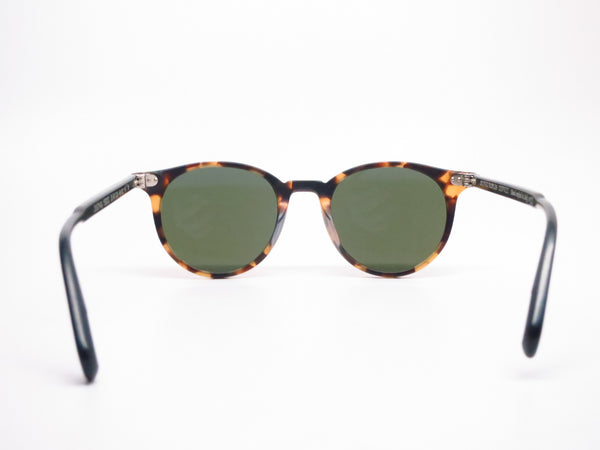 Oliver Peoples OV 5314S Delray 1562/5C Semi Matte Hickory Sunglasses - Eye Heart Shades - Oliver Peoples - Sunglasses - 7