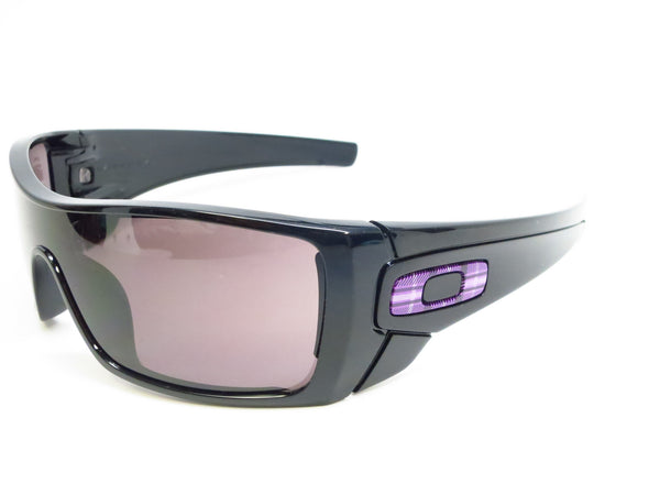 Oakley Batwolf OO9101-08 Polished Black Sunglasses - Eye Heart Shades - Oakley - Sunglasses - 1