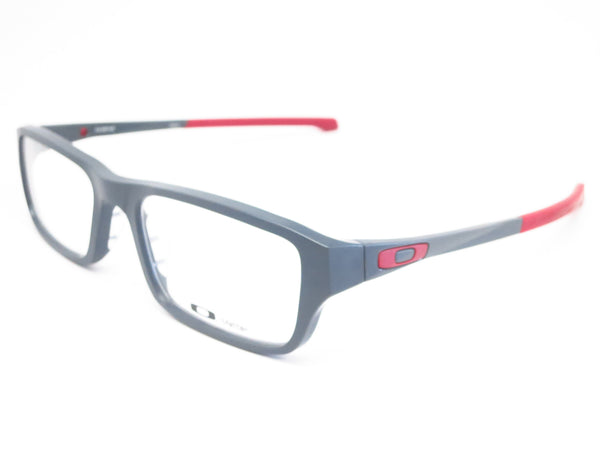 Oakley Chamfer OX8039-0349 Satin Pavement Eyeglasses - Eye Heart Shades - Oakley - Eyeglasses - 1