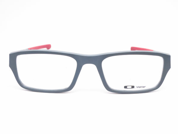 Oakley Chamfer OX8039-0353 Satin Pavement Eyeglasses - Eye Heart Shades - Oakley - Eyeglasses - 2