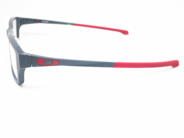 Oakley Chamfer OX8039-0349 Satin Pavement Eyeglasses - Eye Heart Shades - Oakley - Eyeglasses - 5