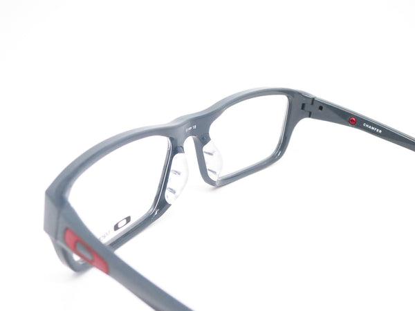 Oakley Chamfer OX8039-0349 Satin Pavement Eyeglasses - Eye Heart Shades - Oakley - Eyeglasses - 6