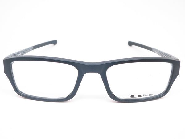 Oakley Chamfer OX8039-1351 Satin Black Eyeglasses - Eye Heart Shades - Oakley - Eyeglasses - 2