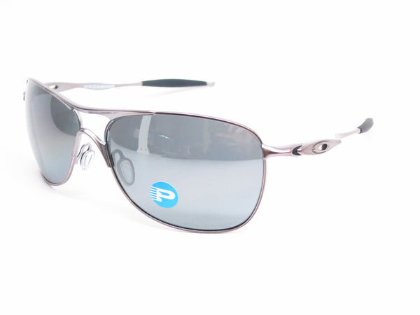 Oakley Crosshair OO4060-06 Lead Polarized Sunglasses - Eye Heart Shades - Oakley - Sunglasses - 1