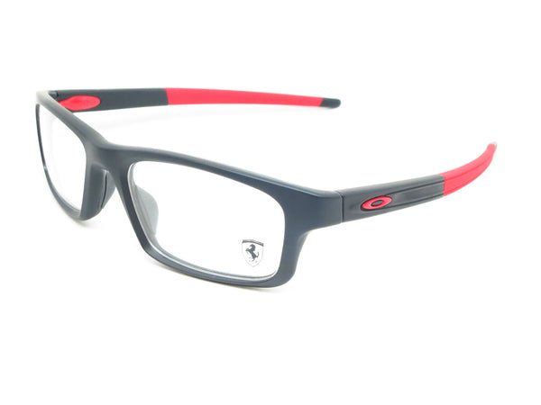 Oakley Crosslink Pitch OX8037-1552 Satin Black Eyeglasses - Eye Heart Shades - Oakley - Eyeglasses - 1