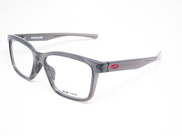 Oakley Fenceline OX8069-0353 Grey Smoke Eyeglasses - Eye Heart Shades - Oakley - Eyeglasses - 1