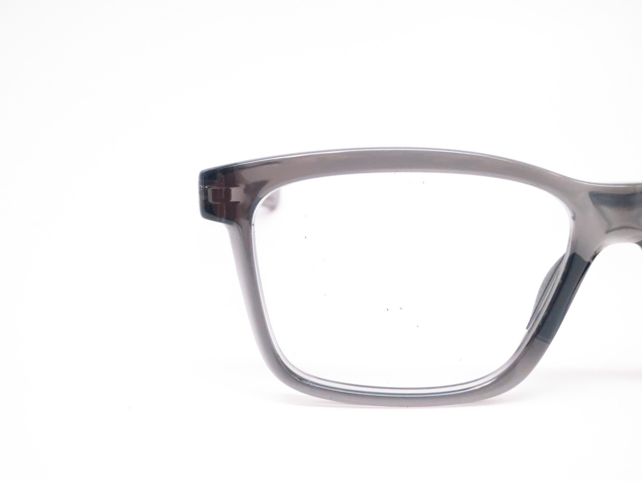acb02f62e1 Oakley Fenceline OX8069-0353 Grey Smoke Eyeglasses - Eye Heart Shades