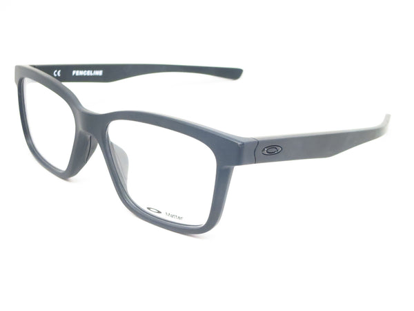 Oakley Fenceline OX8069-0653 Satin Black Eyeglasses - Eye Heart Shades - Oakley - Eyeglasses - 1