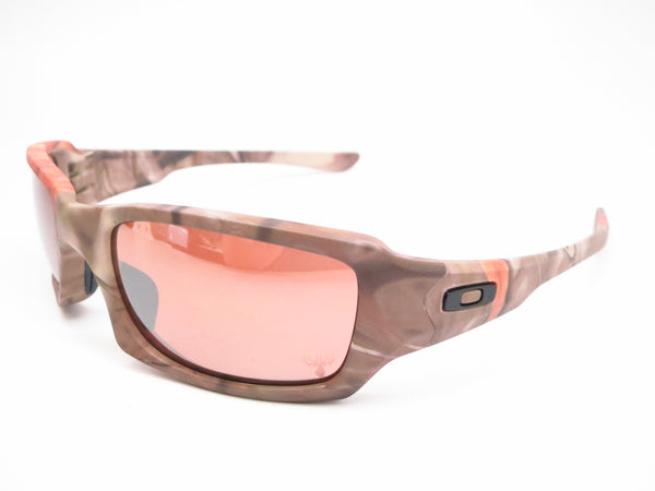 Oakley Fives Squared OO9238-16 Woodland Camo Sunglasses - Eye Heart Shades - Oakley - Sunglasses - 1