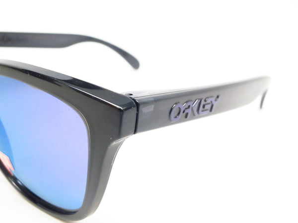 Oakley Frogskins OO9013-09 Black Polarized Sunglasses - Eye Heart Shades - Oakley - Sunglasses - 3
