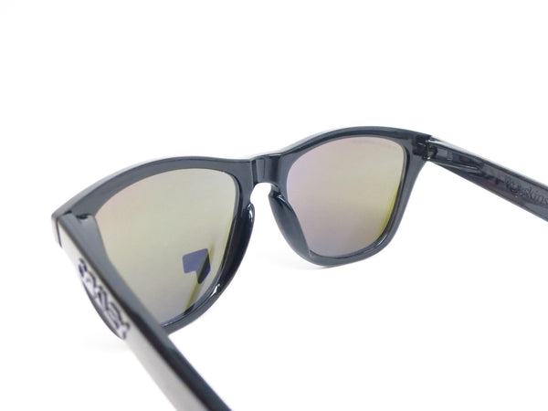 Oakley Frogskins OO9013-09 Black Polarized Sunglasses - Eye Heart Shades - Oakley - Sunglasses - 6