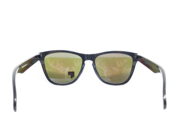 Oakley Frogskins OO9013-09 Black Polarized Sunglasses - Eye Heart Shades - Oakley - Sunglasses - 7
