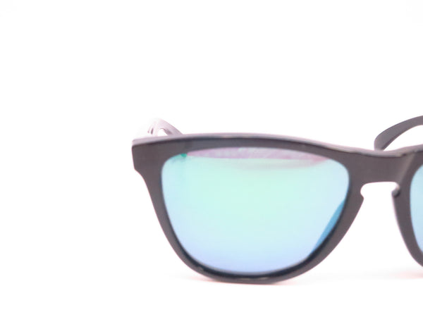 Oakley Frogskins OO9013-11 Black Ink Polarized Sunglasses - Eye Heart Shades - Oakley - Sunglasses - 4