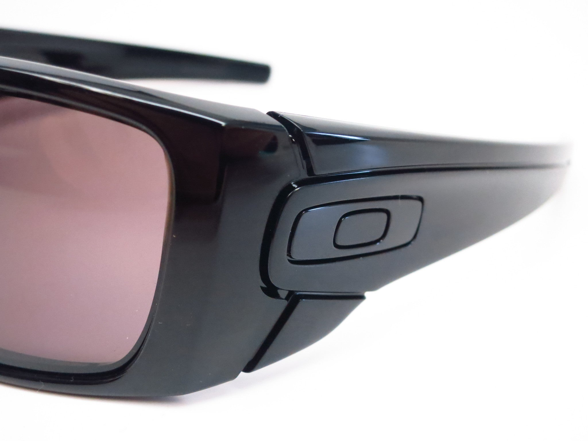 532a5f0a69d0 ... Oakley Fuel Cell OO9096-01 Polished Black Sunglasses - Eye Heart Shades  - Oakley ...