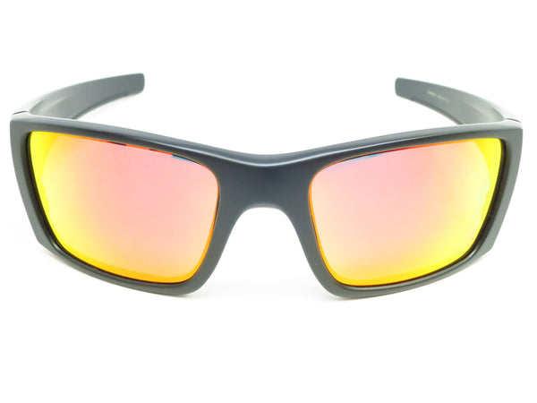 Oakley Fuel Cell OO9096-A8 Matte Black Ferrari Sunglasses - Eye Heart Shades - Oakley - Sunglasses - 2