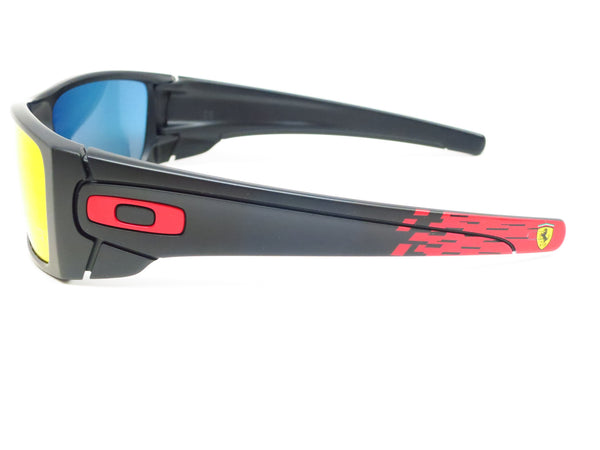 Oakley Fuel Cell OO9096-A8 Matte Black Ferrari Sunglasses - Eye Heart Shades - Oakley - Sunglasses - 5