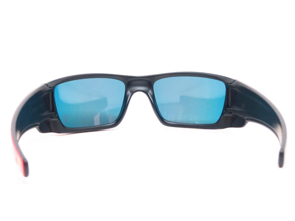 Oakley Fuel Cell OO9096-A8 Matte Black Ferrari Sunglasses - Eye Heart Shades - Oakley - Sunglasses - 7
