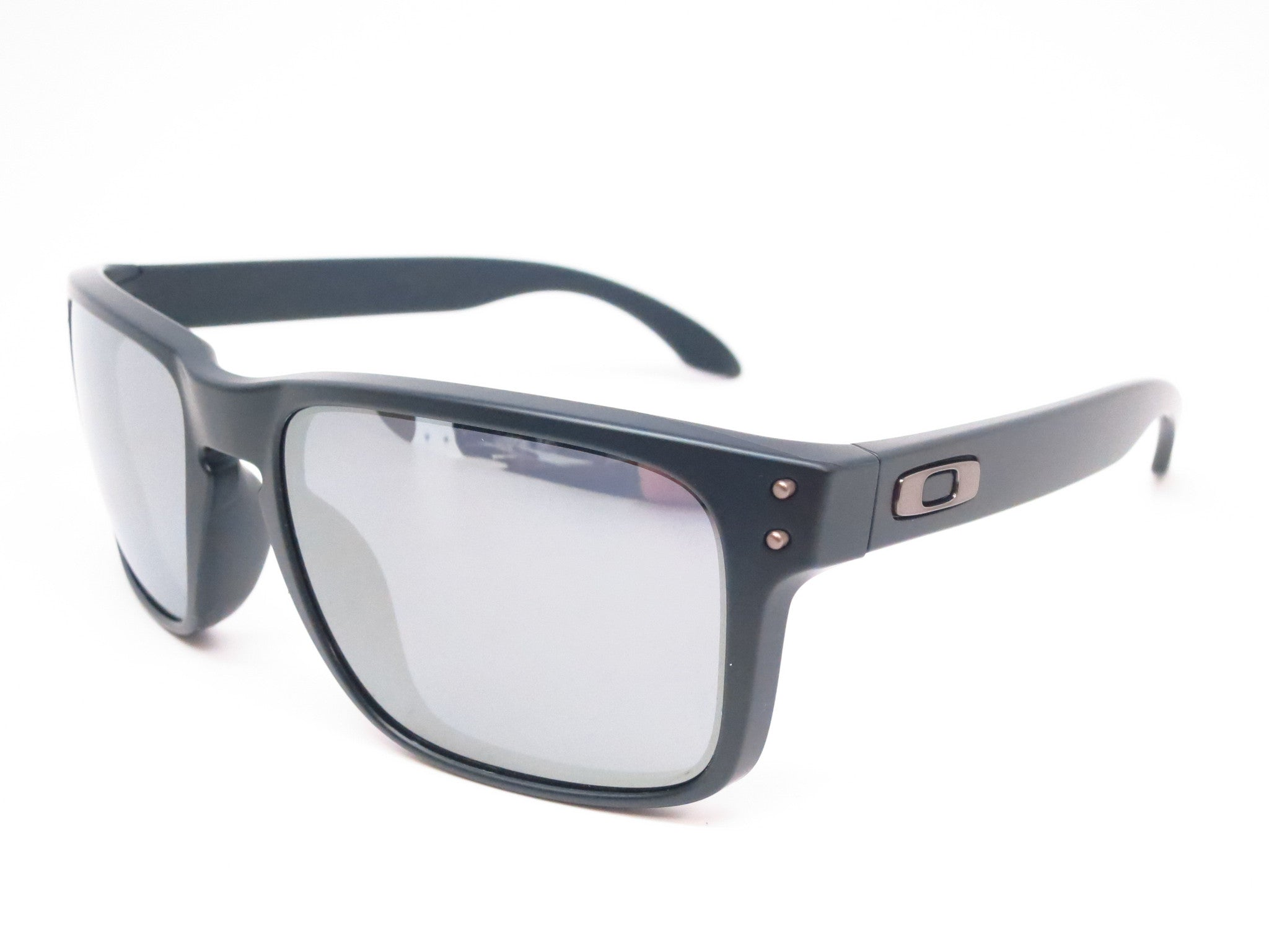 944b75084b Oakley Holbrook OO9102-63 Matte Black Sunglasses - Eye Heart Shades -  Oakley - Sunglasses ...