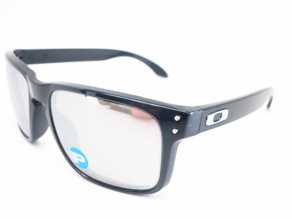 Oakley Holbrook OO9102-68 Black Ink Polarized Sunglasses - Eye Heart Shades - Oakley - Sunglasses - 1